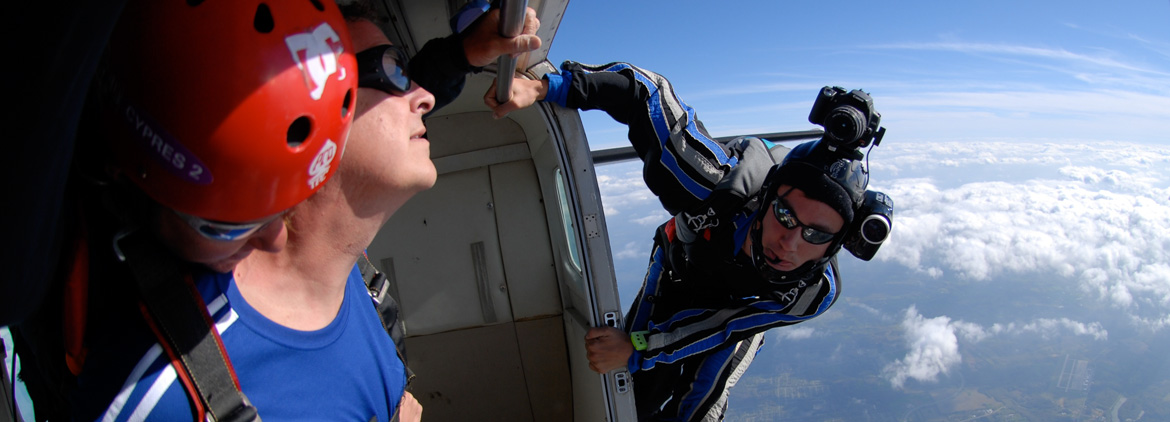 New York City Skydiving Video Packages